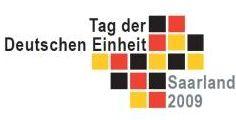 Feier zum Tag der deutschen Einheit Saarbücken 2009